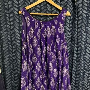 Anthropologie Sari dress